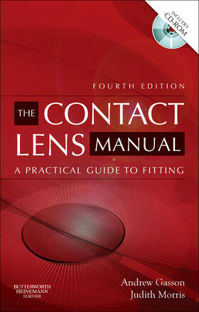 Gasson / Morris | The Contact Lens Manual | Buch | sack.de