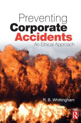 Whittingham   Preventing Corporate Accidents   Buch   sack.de