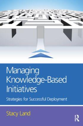 Land | Managing Knowledge-Based Initiatives | Buch | sack.de
