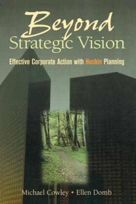 Cowley / Domb | Beyond Strategic Vision | Buch | sack.de
