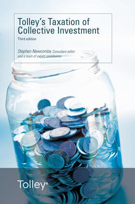 Tolley's Taxation of Collective Investment | Buch | sack.de