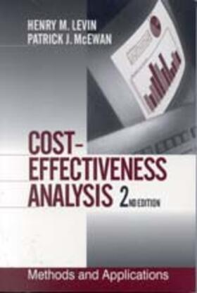Levin / McEwan | Cost-Effectiveness Analysis | Buch | sack.de