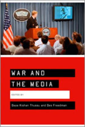 Freedman / Thussu   War and the Media   Buch   sack.de