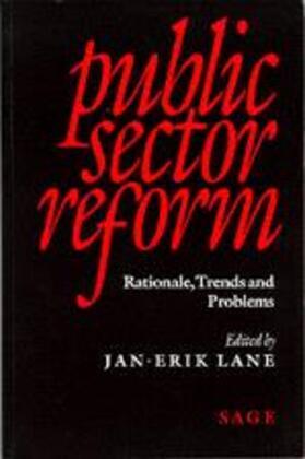 Lane   Public Sector Reform   Buch   sack.de