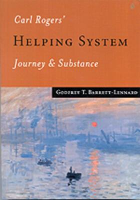 Barrett-Lennard | Carl Rogers' Helping System | Buch | sack.de