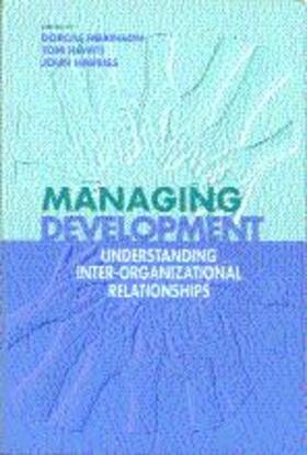 Harriss / Hewitt / Robinson   Managing Development   Buch   sack.de