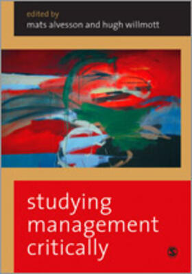 Alvesson / Willmott | Studying Management Critically | Buch | sack.de
