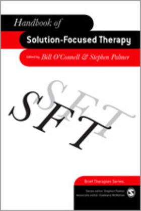 O'Connell / Palmer | Handbook of Solution-Focused Therapy | Buch | sack.de