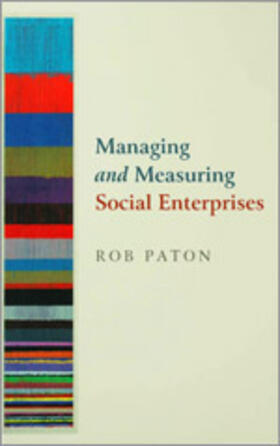 Paton | Managing and Measuring Social Enterprises | Buch | sack.de