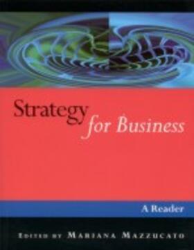 Mazzucato | Strategy for Business | Buch | sack.de