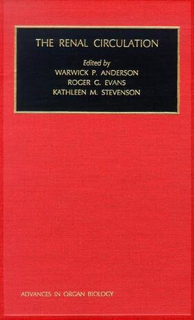 Anderson / Evans / Stevenson   The Renal Circulation   Buch   sack.de