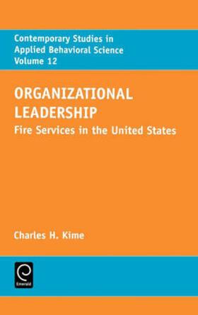 Kime   Organizational Leadership, 12   Buch   sack.de