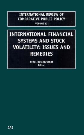 Sabri | International Financial Systems and Stock Volatility | Buch | sack.de