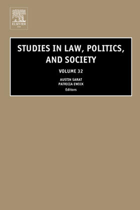 Studies in Law, Politics, and Society | Buch | sack.de
