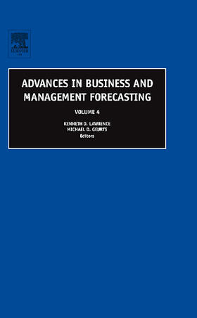 Geurts / Lawrence | Advances in Business and Management Forecasting | Buch | sack.de