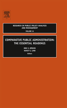 Comparative Public Administration | Buch | sack.de