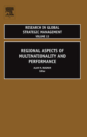 Rugman | Regional Aspects of Multinationality and Performance | Buch | sack.de