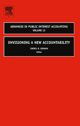 Lehman | Envisioning a New Accountability | Buch | sack.de