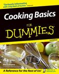 Miller / Rama    Cooking Basics for Dummies   Buch    Sack Fachmedien