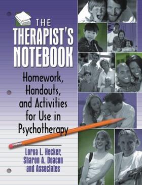 Hecker / Deacon | The Therapist's Notebook | Buch | sack.de