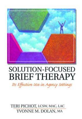 Pichot / Dolan | Solution-Focused Brief Therapy | Buch | sack.de