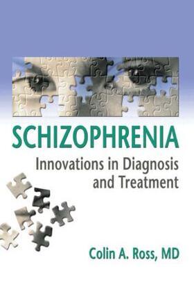 Ross | Schizophrenia | Buch | sack.de