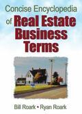 Roark / Roark |  Concise Encyclopedia of Real Estate Business Terms | Buch |  Sack Fachmedien