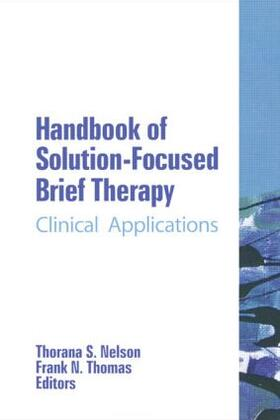 Nelson / Thomas | Handbook of Solution-Focused Brief Therapy | Buch | sack.de