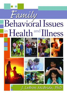 Mcbride | Family Behavioral Issues in Health and Illness | Buch | sack.de