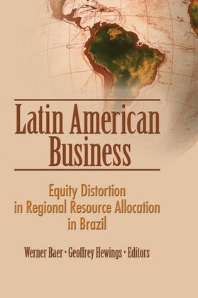 Baer / Hewings   Latin American Business   Buch   sack.de