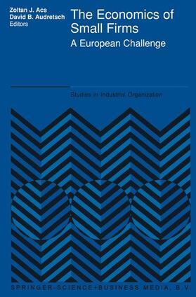 Audretsch / Ackermann | The Economics of Small Firms | Buch | sack.de