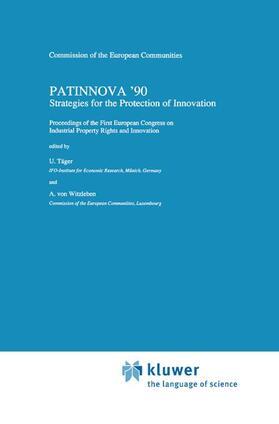 Täger / von Witzleben   Patinnova '90   Buch   sack.de