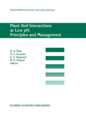 Date / Grundon / Probert | Plant-Soil Interactions at Low pH: Principles and Management | Buch | sack.de