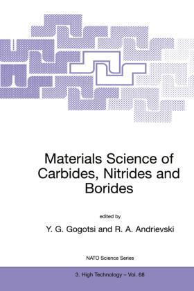 Gogotsi / Andrievski | Materials Science of Carbides, Nitrides and Borides | Buch | sack.de