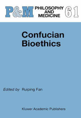 Fan   Confucian Bioethics   Buch   sack.de