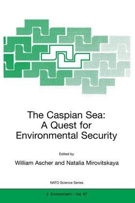 Mirovitskaya / Ascher   The Caspian Sea   Buch   sack.de