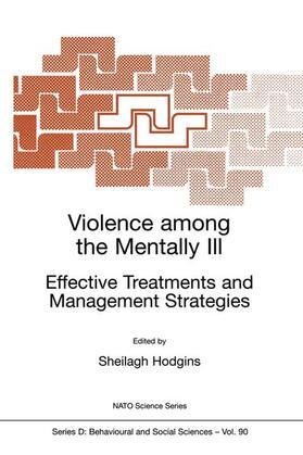 Hodgins | Violence among the Mentally III | Buch | sack.de