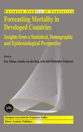 Tabeau / van den Berg Jeths / Heathcote | Forecasting Mortality in Developed Countries | Buch | sack.de