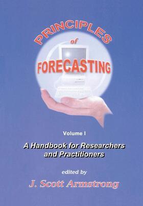 Armstrong | Principles of Forecasting | Buch | sack.de