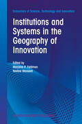 Massard / Feldman    Institutions and Systems in the Geography of Innovation   Buch    Sack Fachmedien