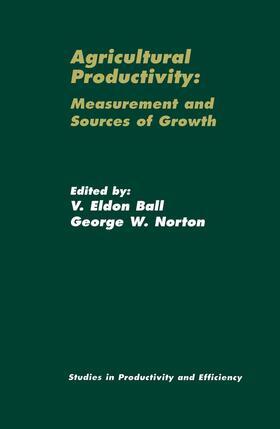 Ball   Agricultural Productivity   Buch   sack.de