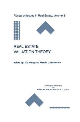 Wolverton / Ko Wang   Real Estate Valuation Theory   Buch   sack.de
