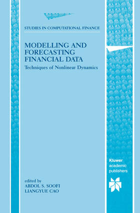 Soofi / Liangyue Cao | Modelling and Forecasting Financial Data | Buch | sack.de