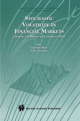 Fornari / Mele   Stochastic Volatility in Financial Markets   Buch   sack.de
