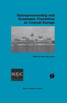 Larçon   Entrepreneurship and Economic Transition in Central Europe   Buch   sack.de