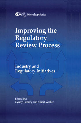 Walker / Lumley | Improving the Regulatory Review Process | Buch | sack.de
