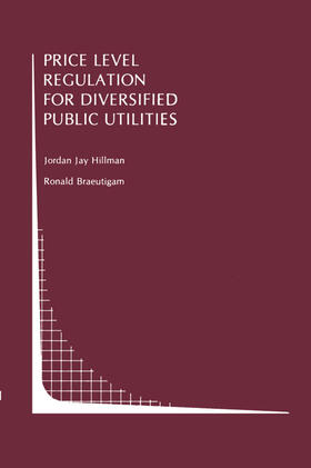 Hillman / Braeutigam | Price Level Regulation for Diversified Public Utilities | Buch | sack.de