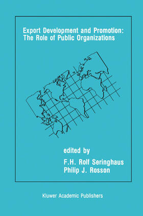 Seringhaus / Rosson | Export Development and Promotion: The Role of Public Organizations | Buch | sack.de