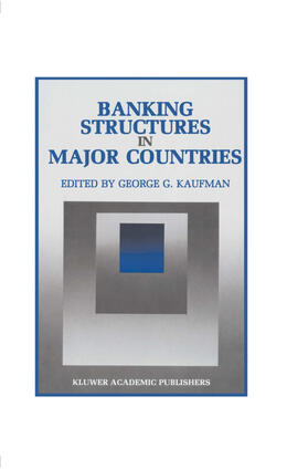 Kaufman | Banking Structures in Major Countries | Buch | sack.de
