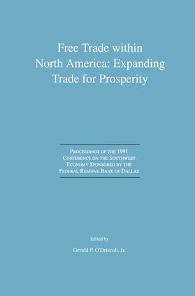O'Driscoll | Free Trade within North America: Expanding Trade for Prosperity | Buch | sack.de